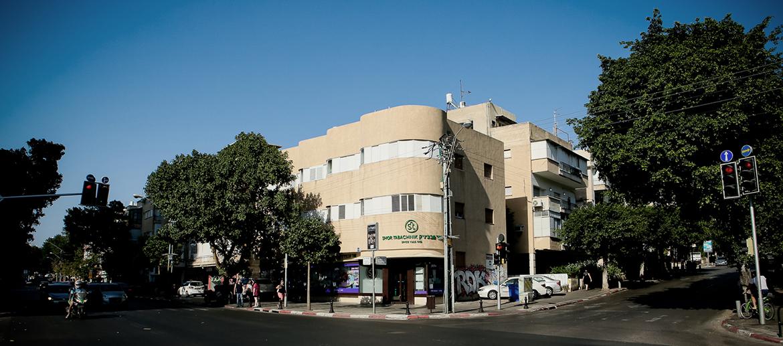 בניין שור טבצ׳ניק כיום