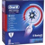 Oral-b pro 6000 electric toothbrush